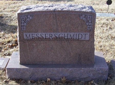 MESSERSCHMIDT, WILLIAM G. & LENA (LOT) - Shelby County, Iowa | WILLIAM G. & LENA (LOT) MESSERSCHMIDT