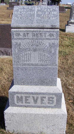 MEVES, HANS - Shelby County, Iowa | HANS MEVES