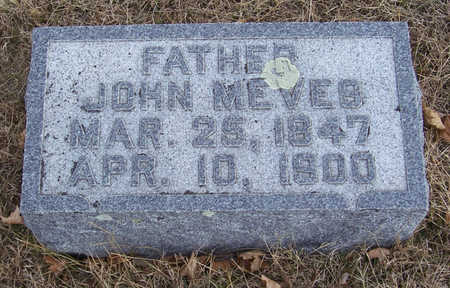 MEVES, JOHN (FATHER) - Shelby County, Iowa | JOHN (FATHER) MEVES
