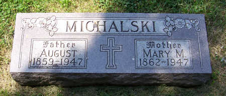 MICHALSKI, AUGUST (FATHER) - Shelby County, Iowa | AUGUST (FATHER) MICHALSKI
