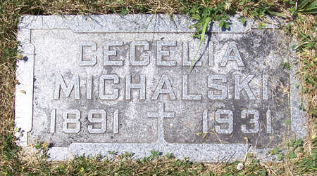 MICHALSKI, CECELIA - Shelby County, Iowa | CECELIA MICHALSKI
