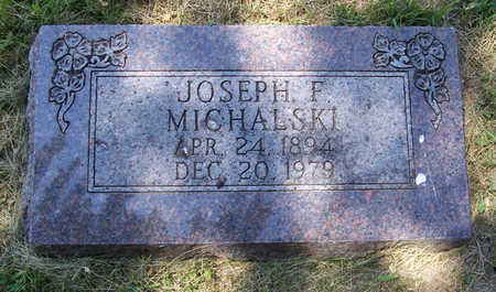 MICHALSKI, JOSEPH F. - Shelby County, Iowa | JOSEPH F. MICHALSKI