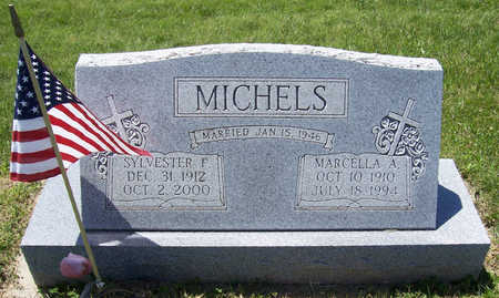 GOESER MICHELS, MARCELLA A. - Shelby County, Iowa | MARCELLA A. GOESER MICHELS