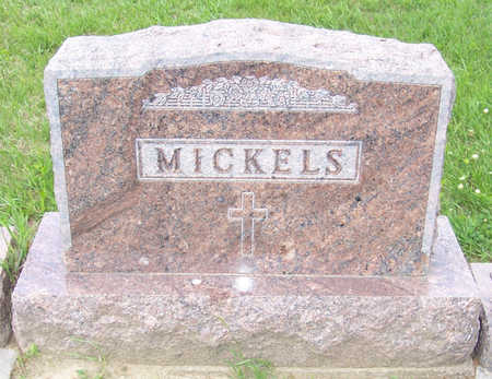MICKELS, BERTHA (LOT) - Shelby County, Iowa | BERTHA (LOT) MICKELS
