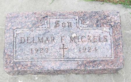 MICKELS, DELMAR F. - Shelby County, Iowa | DELMAR F. MICKELS