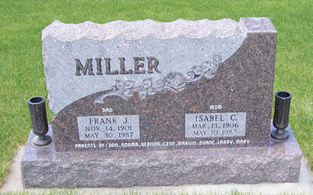 MILLER, ISABEL C. - Shelby County, Iowa | ISABEL C. MILLER