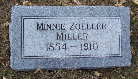 MILLER, MINNIE - Shelby County, Iowa | MINNIE MILLER