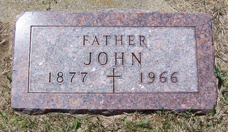 MISCHO, JOHN (FATHER) - Shelby County, Iowa | JOHN (FATHER) MISCHO