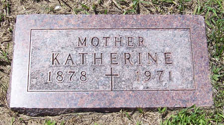 MISCHO, KATHERINE (MOTHER) - Shelby County, Iowa | KATHERINE (MOTHER) MISCHO