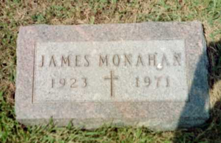 MONAHAN, JAMES - Shelby County, Iowa | JAMES MONAHAN