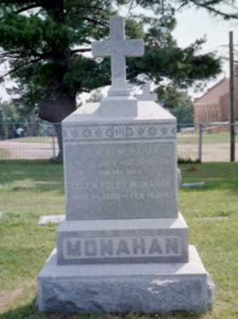 MONAHAN, JOHN R. - Shelby County, Iowa | JOHN R. MONAHAN
