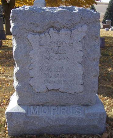MORRIS, LA FAYETTE - Shelby County, Iowa | LA FAYETTE MORRIS