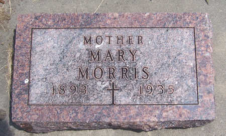 BUCKLEY MORRIS, MARY (MOTHER) - Shelby County, Iowa | MARY (MOTHER) BUCKLEY MORRIS