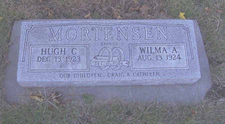 MORTENSEN, HUGH C. - Shelby County, Iowa | HUGH C. MORTENSEN