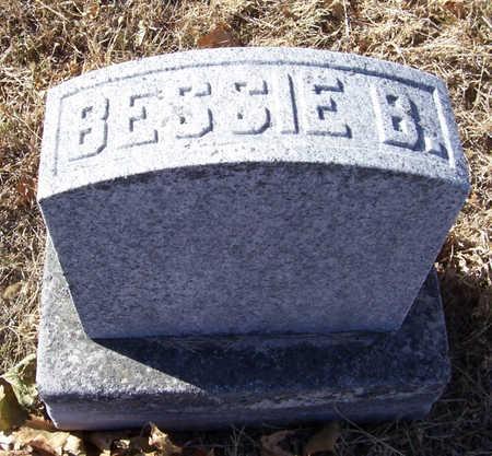 MORTON, BESSIE B. - Shelby County, Iowa | BESSIE B. MORTON