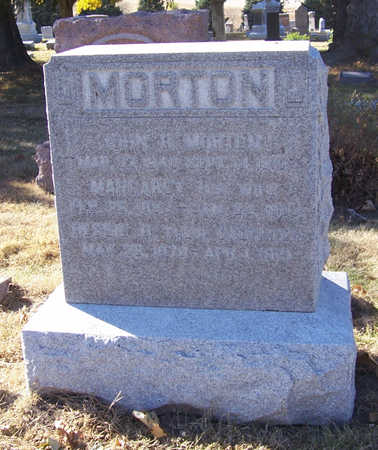 MORTON, MARGARET - Shelby County, Iowa | MARGARET MORTON
