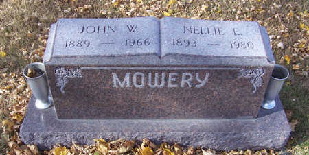 MOWERY, NELLIE E. - Shelby County, Iowa | NELLIE E. MOWERY