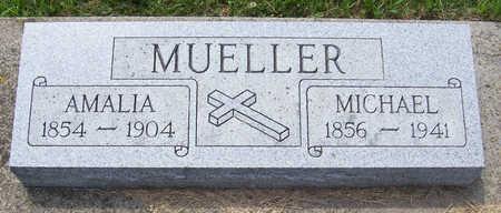 MUELLER, AMALIA - Shelby County, Iowa | AMALIA MUELLER
