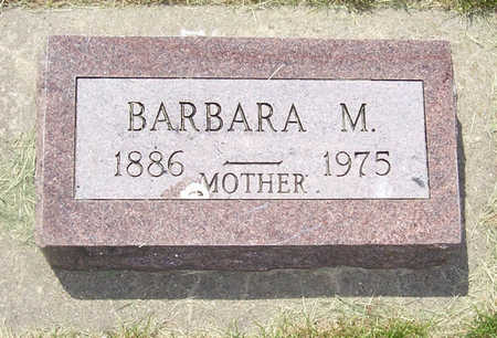 MUENCHRATH, BARBARA M. - Shelby County, Iowa | BARBARA M. MUENCHRATH