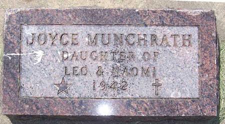 MUENCHRATH, JOYCE - Shelby County, Iowa | JOYCE MUENCHRATH