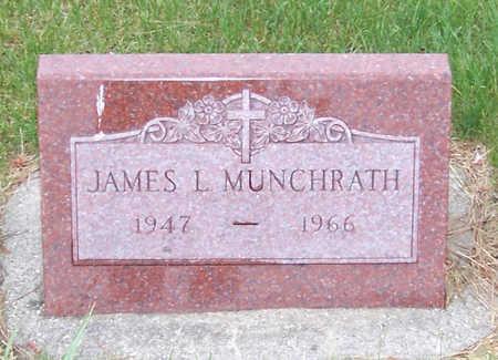 MUNCHRATH, JAMES L. - Shelby County, Iowa | JAMES L. MUNCHRATH