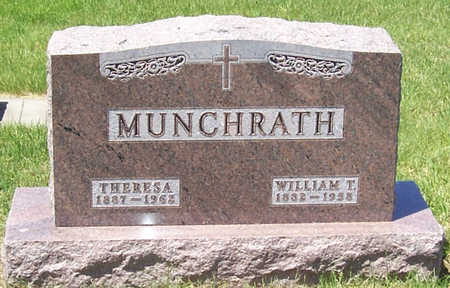 MUNCHRATH, THERESA - Shelby County, Iowa | THERESA MUNCHRATH