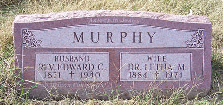 MURPHY, EDWARD C. (REV.) - (HUSBAND) - Shelby County, Iowa | EDWARD C. (REV.) - (HUSBAND) MURPHY