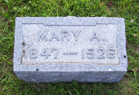 MUTUM, MARY A. - Shelby County, Iowa | MARY A. MUTUM