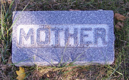 MYERS, DELIA ANN (MOTHER) - Shelby County, Iowa | DELIA ANN (MOTHER) MYERS