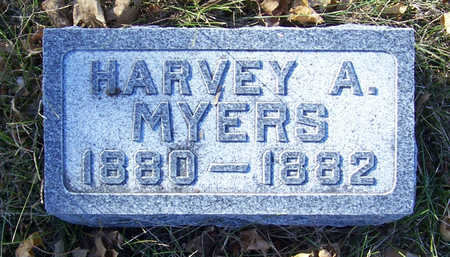 MYERS, HARVEY A. - Shelby County, Iowa | HARVEY A. MYERS
