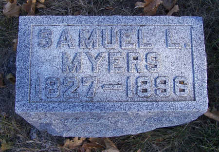 MYERS, SAMUEL L. - Shelby County, Iowa | SAMUEL L. MYERS