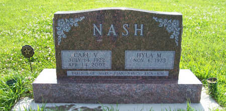 NASH, CARL V. - Shelby County, Iowa | CARL V. NASH