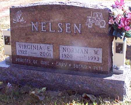 NELSEN, NORMAN W - Shelby County, Iowa | NORMAN W NELSEN