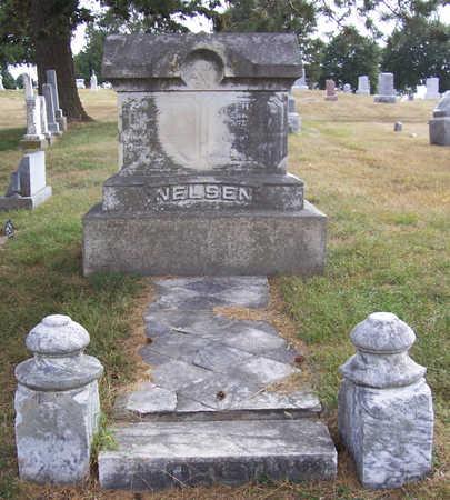 NELSEN, ELSE MARIA - Shelby County, Iowa | ELSE MARIA NELSEN