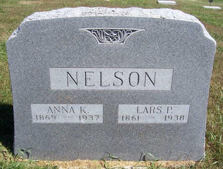 NELSON, ANNA K. - Shelby County, Iowa | ANNA K. NELSON
