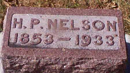 NELSON, H P - Shelby County, Iowa | H P NELSON