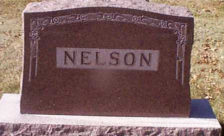 NELSON, JOHN FRED - Shelby County, Iowa | JOHN FRED NELSON