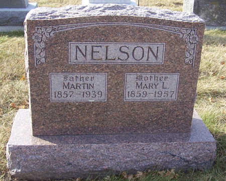 NELSON, MARTIN (FATHER) - Shelby County, Iowa | MARTIN (FATHER) NELSON