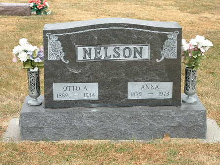 NELSON, OTTO A - Shelby County, Iowa | OTTO A NELSON