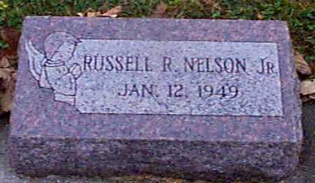 NELSON, RUSSELL RAY, JR. - Shelby County, Iowa | RUSSELL RAY, JR. NELSON