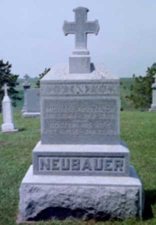 NEUBAUER, MICHAEL - Shelby County, Iowa | MICHAEL NEUBAUER
