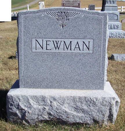 NEWMAN, GEORGE W. & AMANDA (LOT) - Shelby County, Iowa   GEORGE W. & AMANDA (LOT) NEWMAN