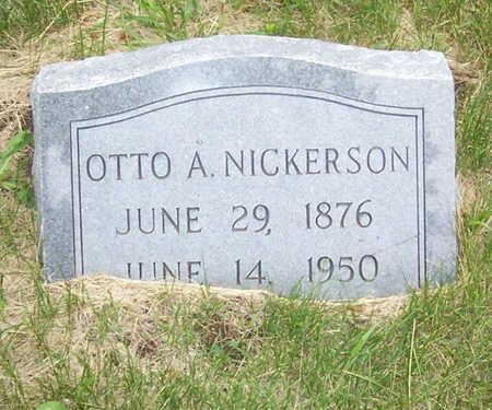 NICKERSON, OTTO A. - Shelby County, Iowa | OTTO A. NICKERSON