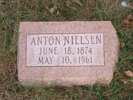 NIELSEN, ANTHON - Shelby County, Iowa | ANTHON NIELSEN