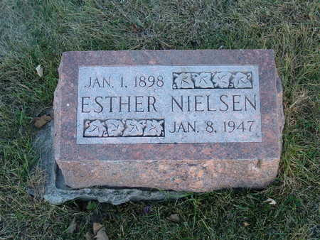 NIELSEN, ESTHER - Shelby County, Iowa | ESTHER NIELSEN