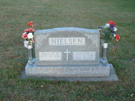 NIELSEN, HOLGER S - Shelby County, Iowa | HOLGER S NIELSEN