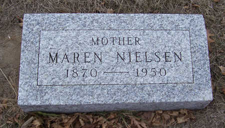 NIELSEN, MAREN (MOTHER) - Shelby County, Iowa | MAREN (MOTHER) NIELSEN