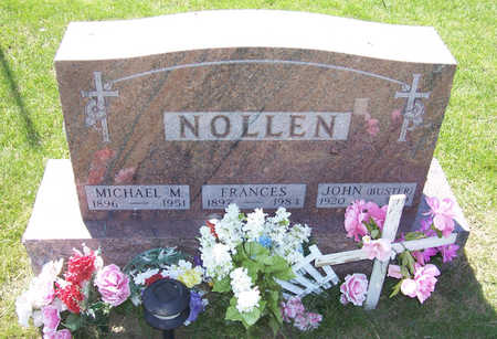 NOLLEN, FRANCES - Shelby County, Iowa | FRANCES NOLLEN