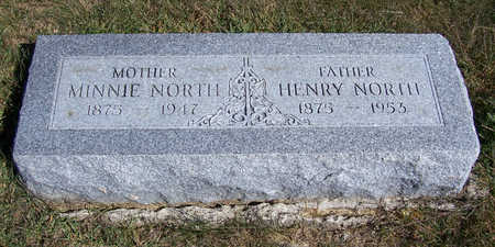 NORTH, HENRY (FATHER) - Shelby County, Iowa | HENRY (FATHER) NORTH