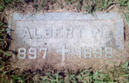 OHLINGER, ALBERT N. - Shelby County, Iowa | ALBERT N. OHLINGER